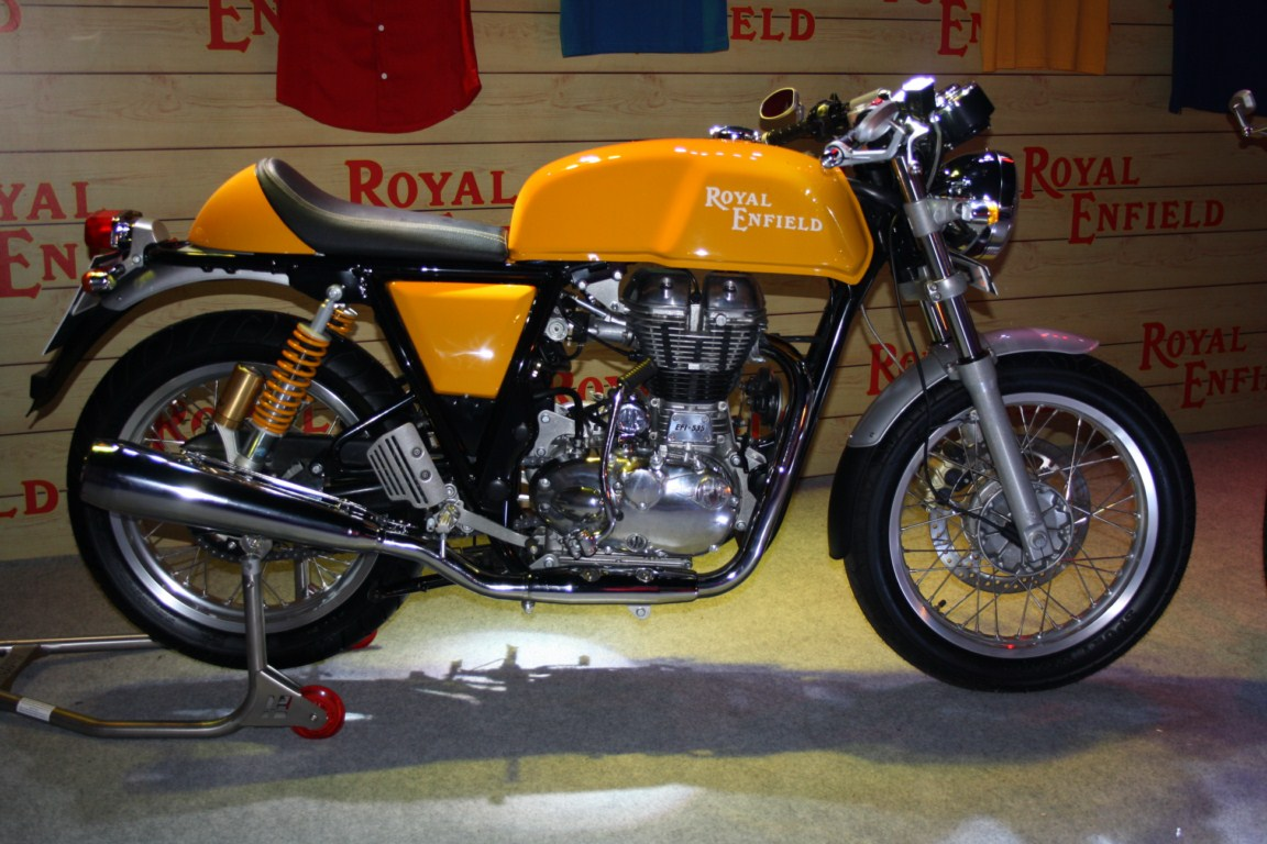 Royal-Enfield-Continental-GT-Yellow-side