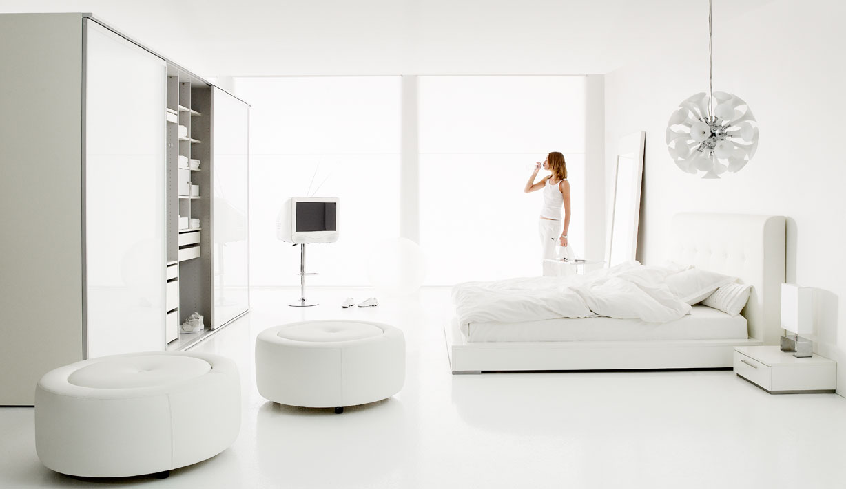 Top Interesting Bedroom Design White Bed Multitude 6531 Wtsenates