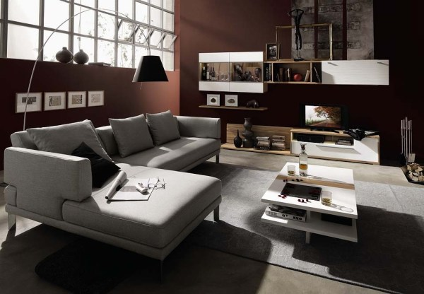 modern living room furniture 35 Contemporary Living Room Design