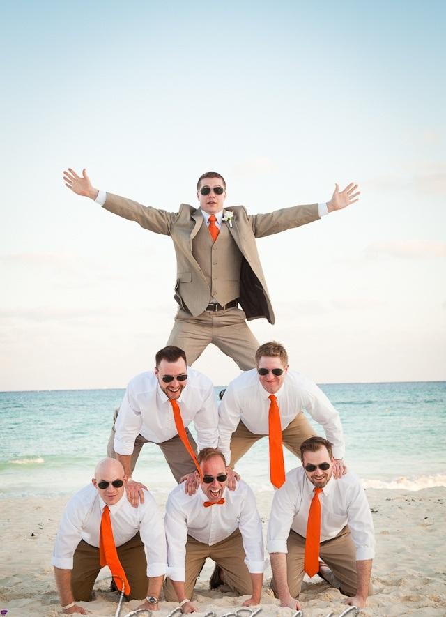 Beach Wedding Mens Attire
