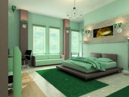 Green Interior Design For Your Home – The WoW Style