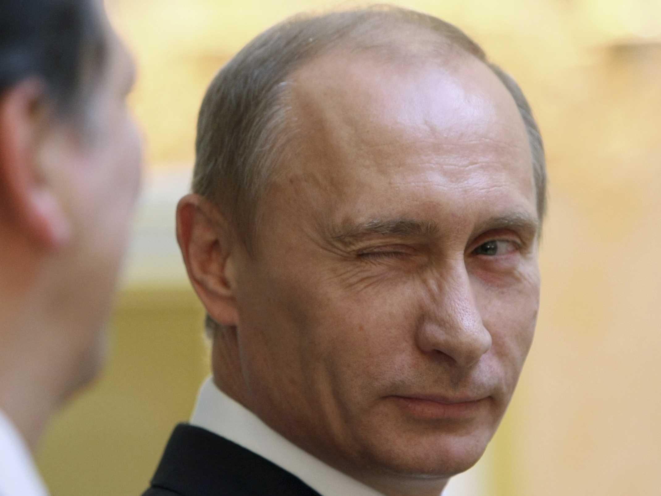 Image result for Putin, photos