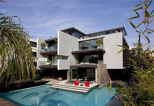Modern Villa Design Amaze Wow Style