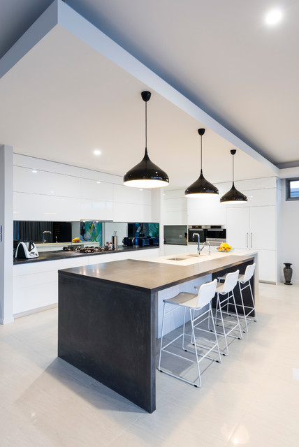 30 Monochrome Kitchen Design Ideas  The WoW Style