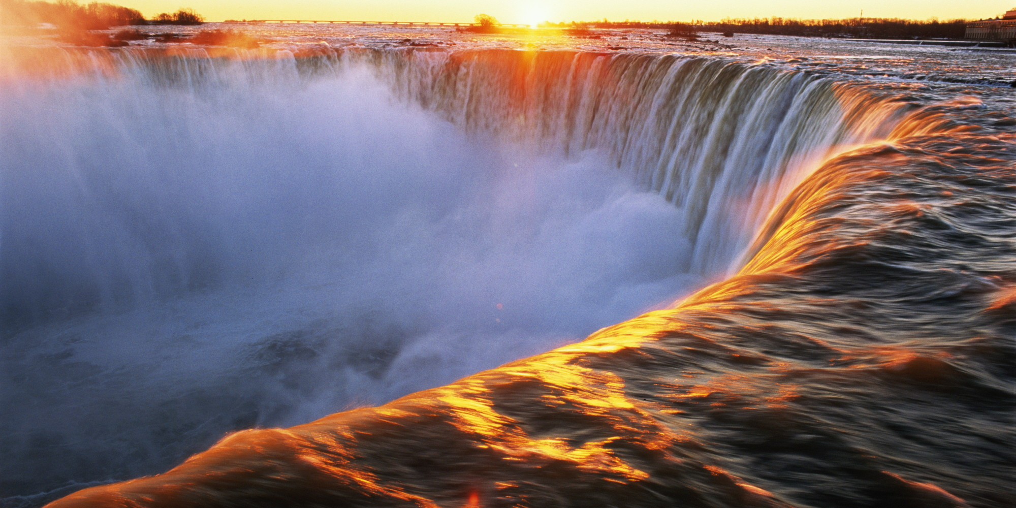 Niagara Falls Night Wallpaper Photos Must Visit The Breathtaking Niagara Falls The Wow Style