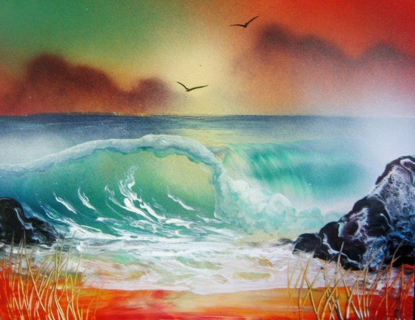 Beautiful Painting Art Inspire Wow Style