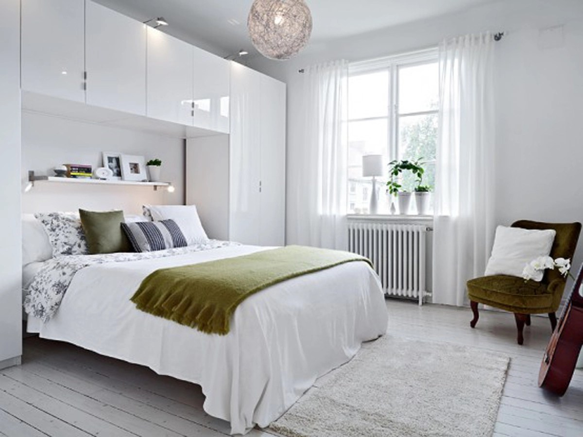 30 White Bedroom Ideas For Your Home