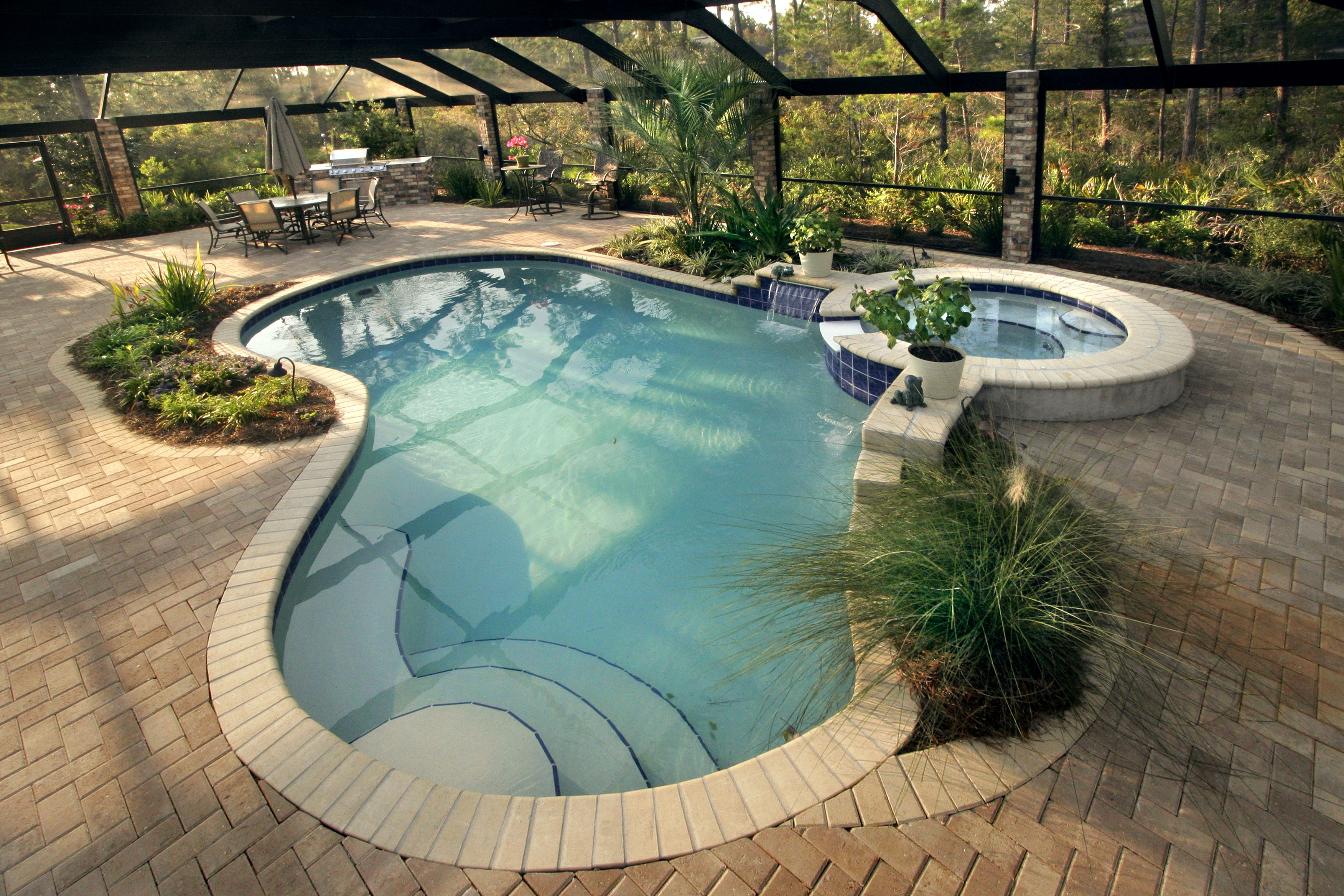33 Jacuzzi Pools For Your Home  The WoW Style