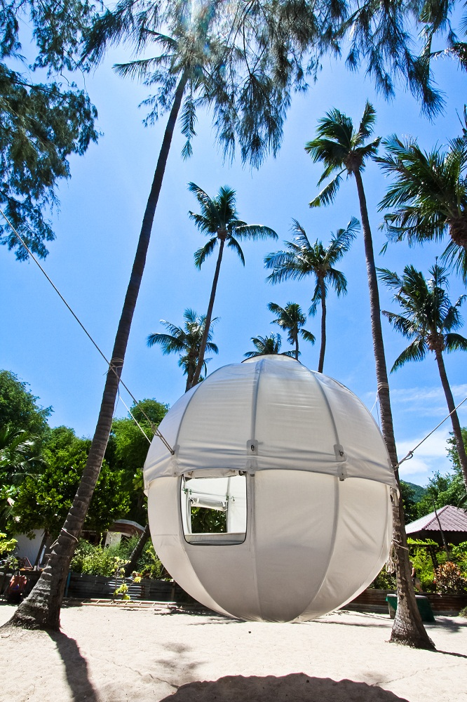 Cocoon Tree - Your Own Portable Cabin Tree