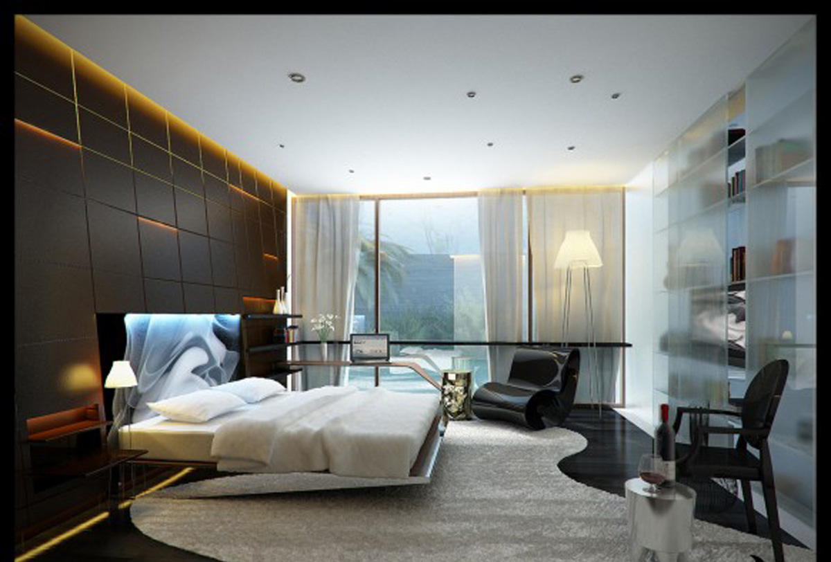 30 Contemporary Bedroom Design For Your Home  The WoW Style