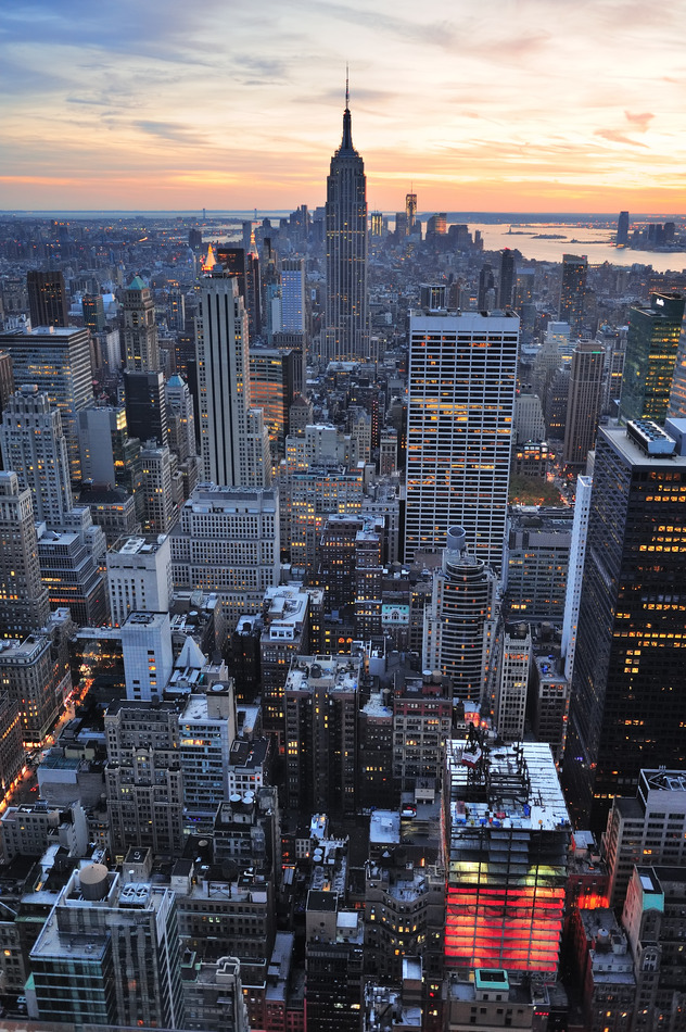New York City - Sophisticated City Life