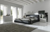 modern bedroom home