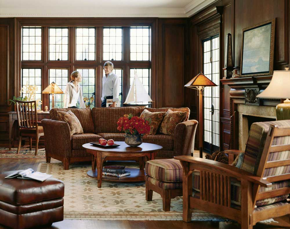 33 Traditional Living Room Design