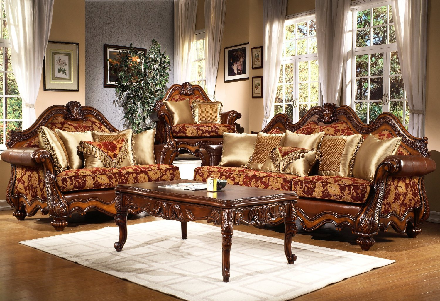 traditional sofa sets living room vogue microfiber reversible chaise sectional chocolate 33 design