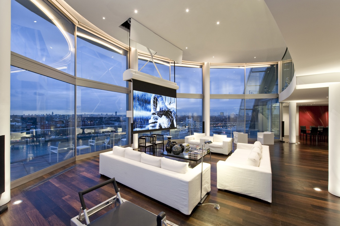 35 Beautiful Penthouse Ideas To Get Inspire  The WoW Style