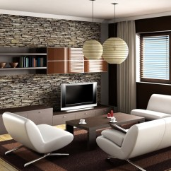 Wallpaper Decoration For Living Room Ideas With Corner Fireplace 30 Best Designs