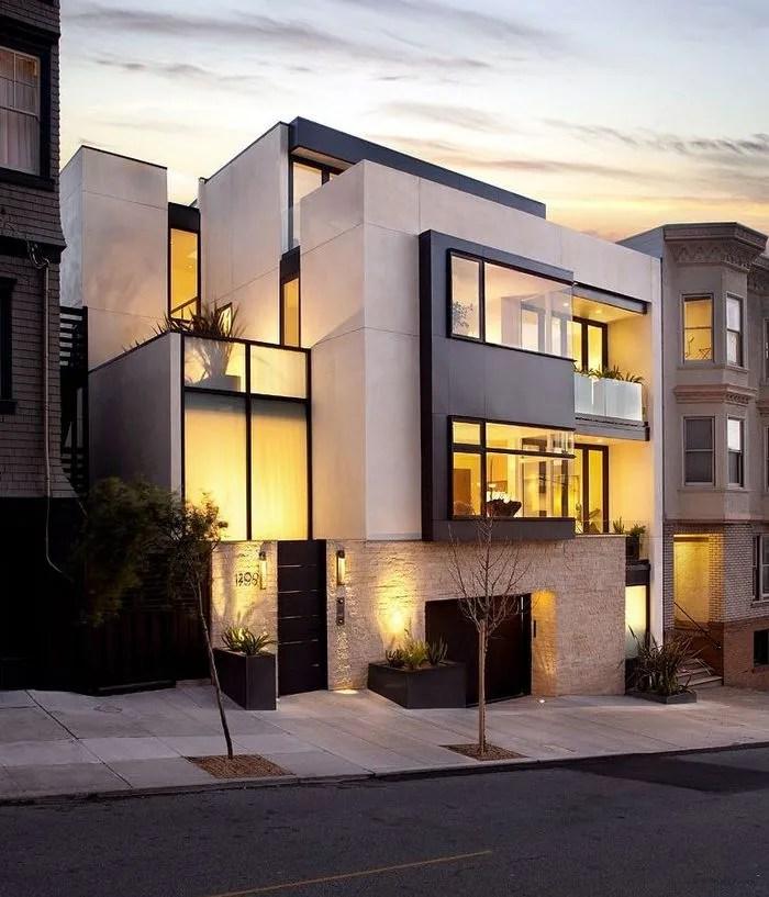 30 Contemporary Home Exterior Design Ideas - The WoW Style