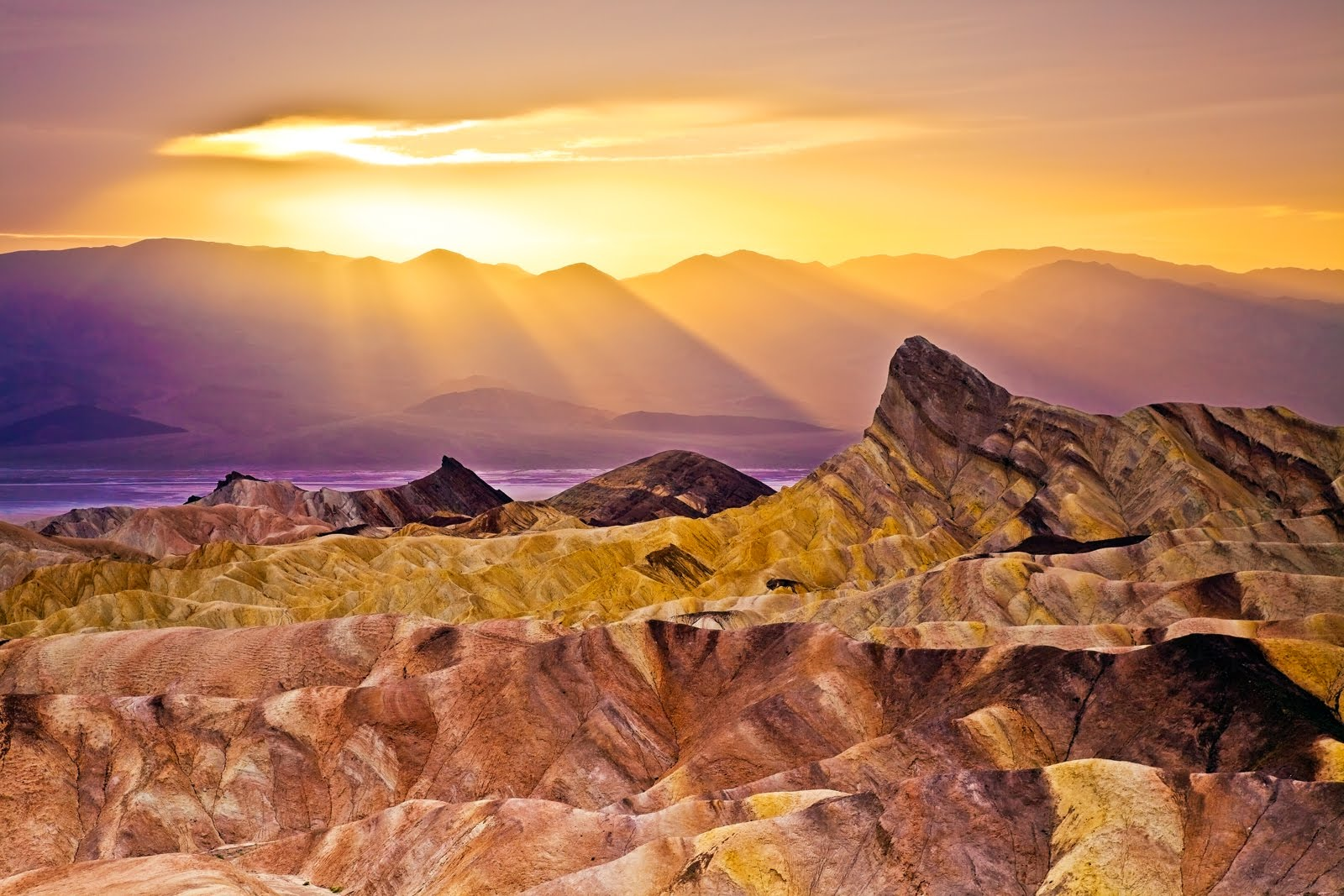 Must Visit Death Valley National Park Nevada