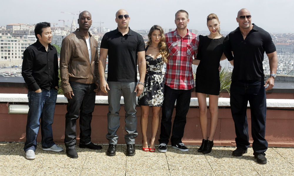 Fast And Furious 7 Pictures And Videos