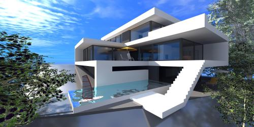 modern awesome inspiration houses minecraft most homes unique architecture contemporary amazing plans examples plan interior beach pool exterior glass ultra