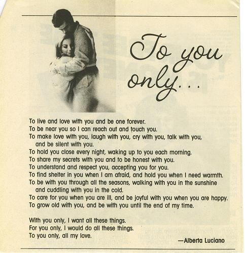 Heartfelt Poems Make Someone Cry