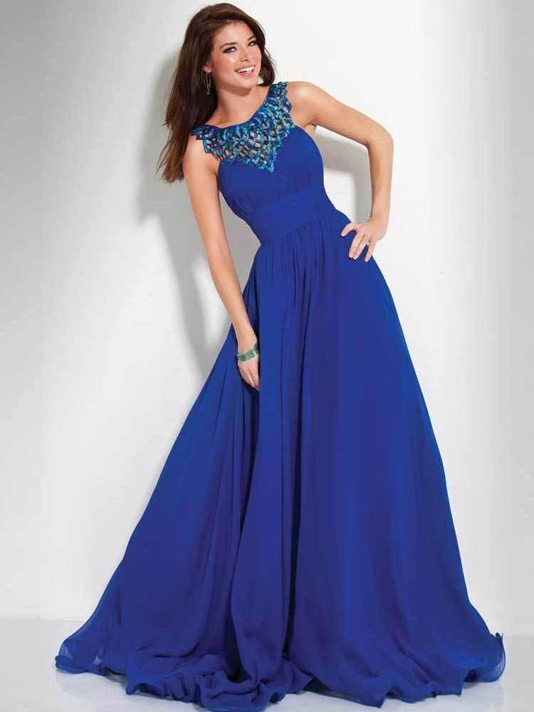 25 Stunning Long Dresses To Wear 2015
