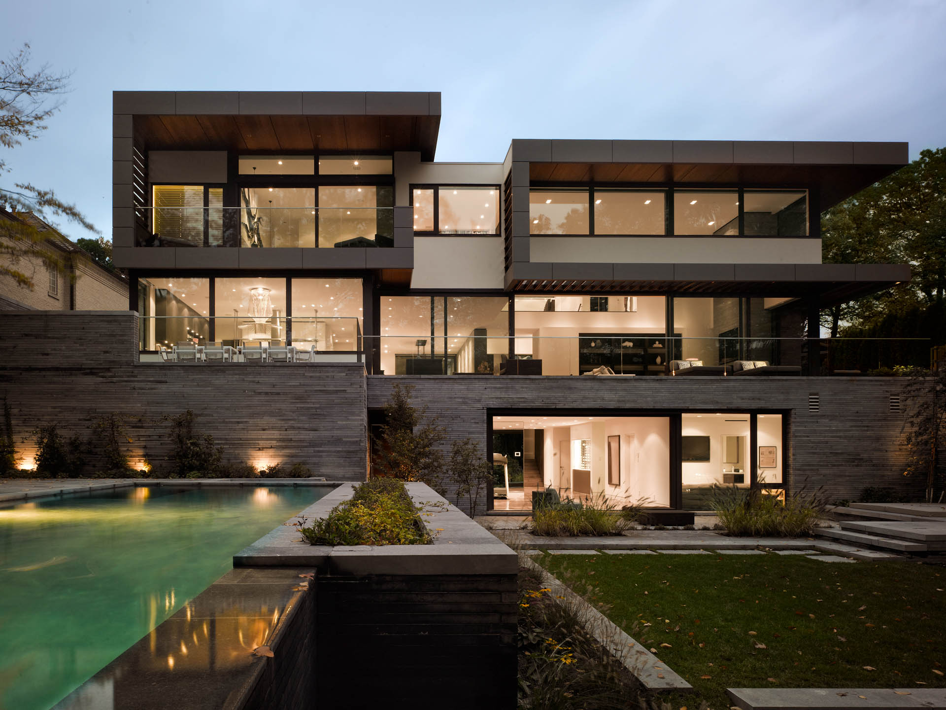 25 Awesome Examples Of Modern House