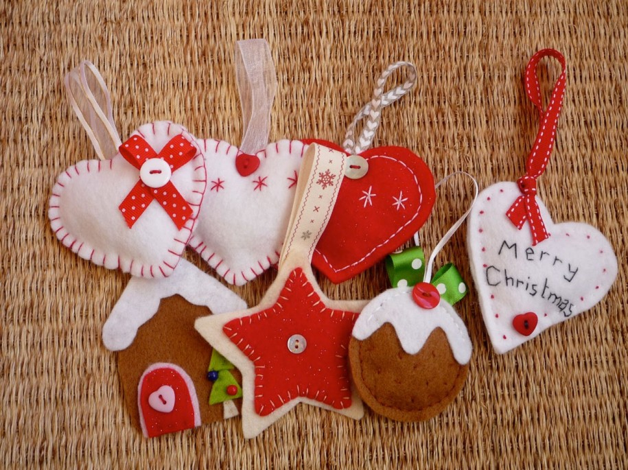 Arts And Crafts For Christmas Gifts 30 Cute Craft Ideas 26