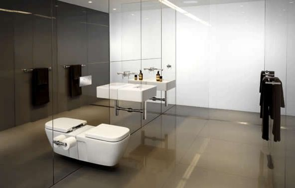 25 Modern Luxury Bathrooms Designs