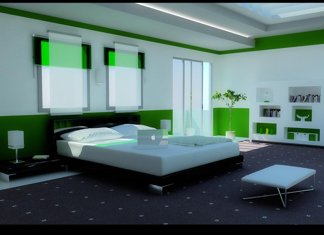 Warna Interior Rumah Kecil Minimalis
