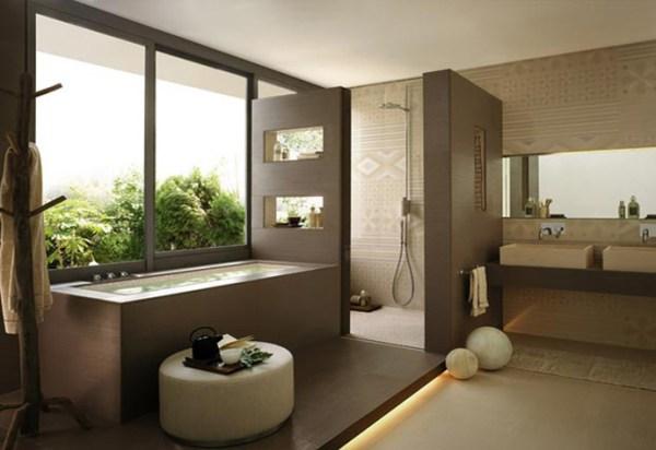 best contemporary bathroom designs 28 Best Contemporary Bathroom Design – The WoW Style