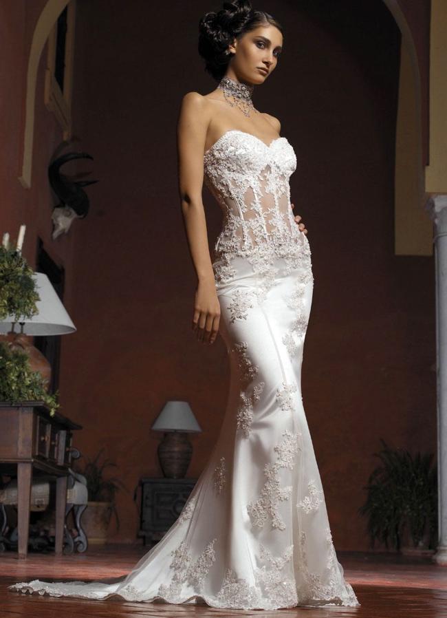 Mermaid Wedding Dresses  An Elegant Choice For Brides  The WoW Style