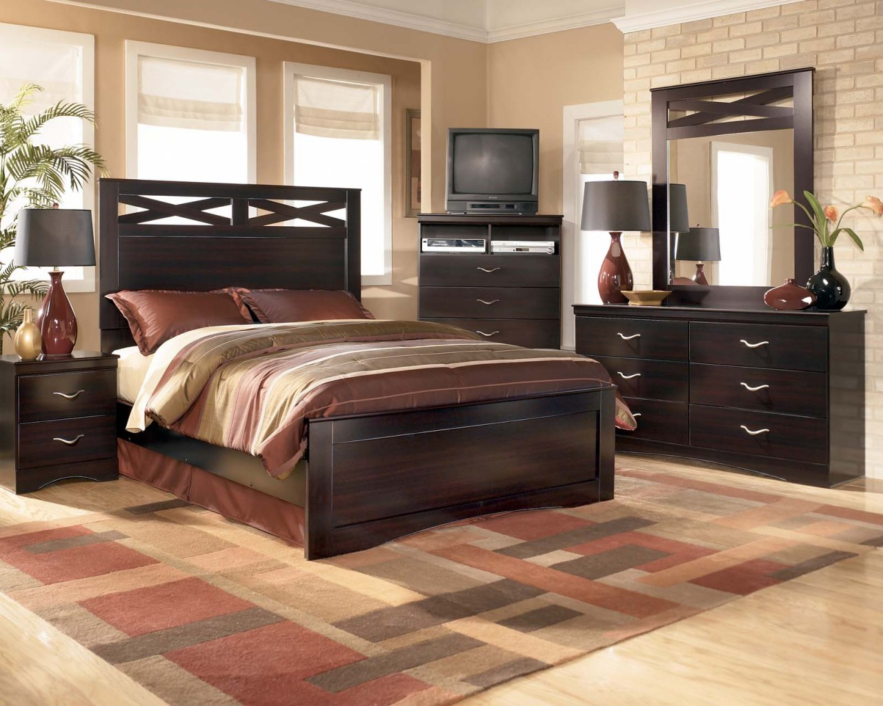 Bedroom Sets  Taking Modern Art to Bed  The WoW Style