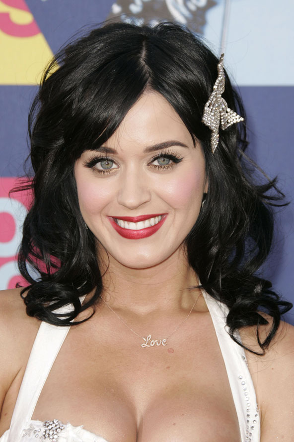Hottest Style Diva Katy Perry Hairstyles