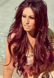 trendy and chic spring hair colors