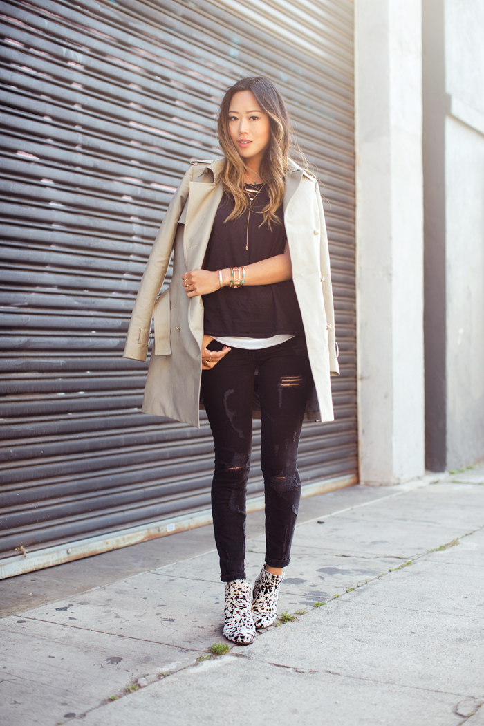 Casual And Trendy Black Jeans Outfits  The WoW Style