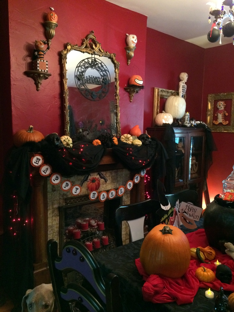 Simple And Easy Gothic Halloween Decorations  The WoW Style