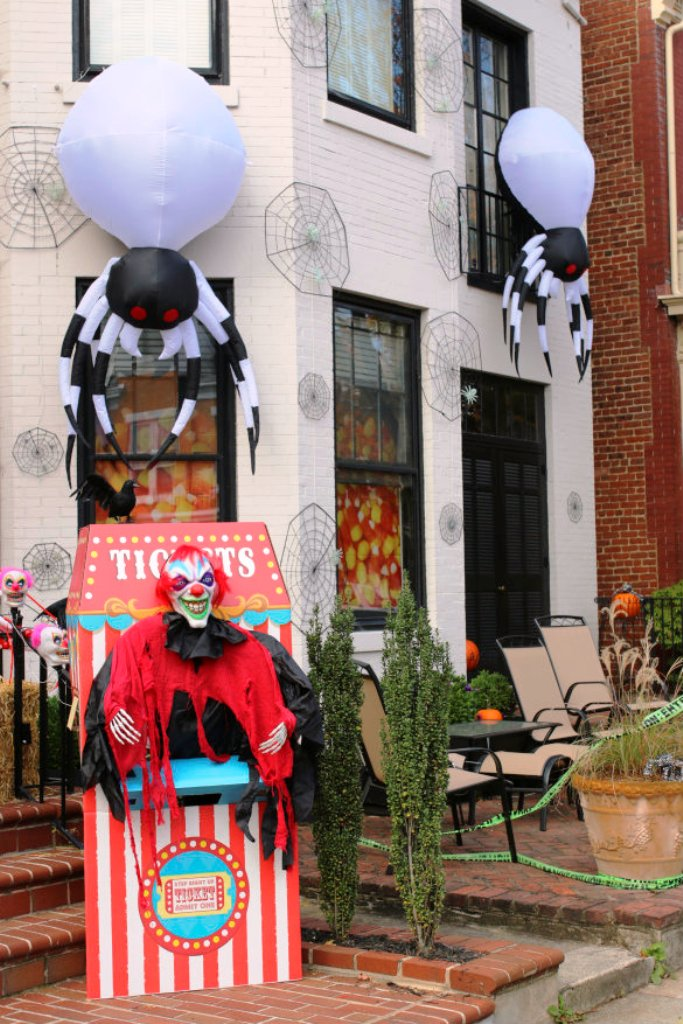 Superlative Halloween Yard Decoration Ideas The Wow Style