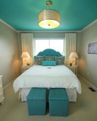 21 Breathtaking Turquoise Bedroom Ideas
