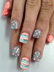 cute and beautiful spring nail