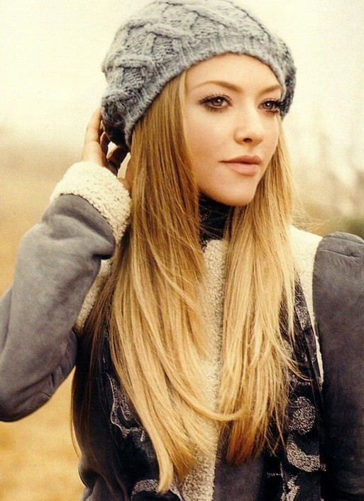 Most Beautiful Long Hairstyles For Winter