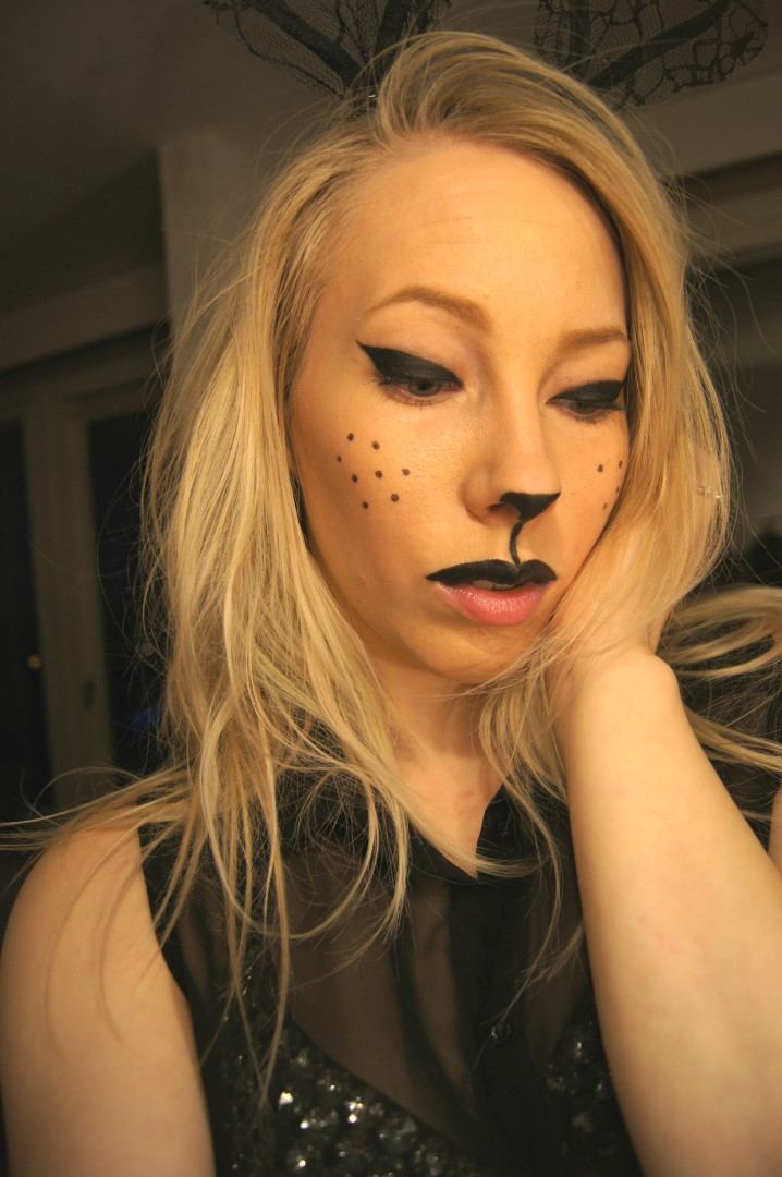 21 Coolest Bunny Halloween Makeup Ideas  The WoW Style