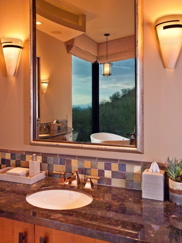25 Southwestern Bathroom Design Ideas  The WoW Style