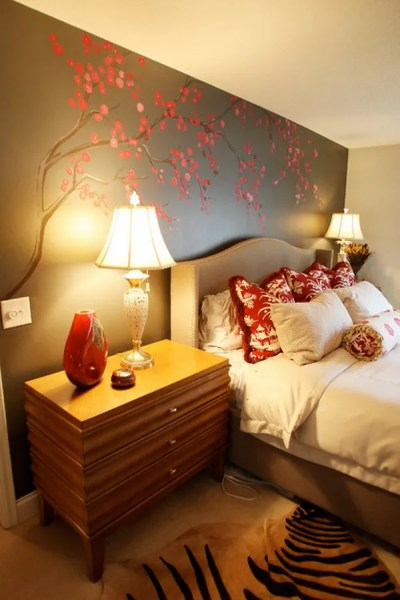 idea master bedroom wall decor 60 Classy And Marvelous Bedroom Wall Design Ideas