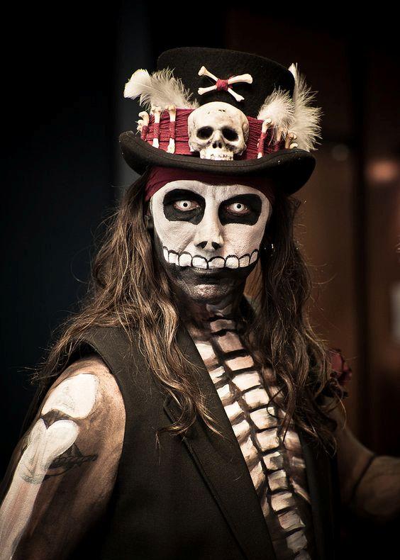 50 Breathtaking Halloween Makeup Ideas