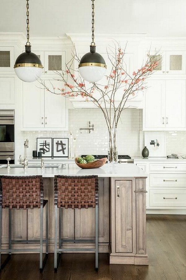 34 Awesome Kitchen Lighting Ideas The Wow Style