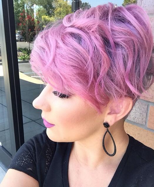 35 Beautiful Short Wavy Hairstyles For Women
