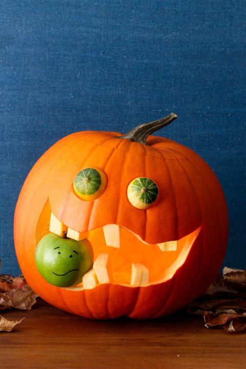 40 Unique And Creative Halloween Pumpkin Carving Ideas