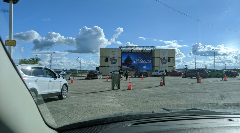 The Drive-In at the Airport