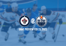 Jets vs Oilers Preview (Feb 15, 2021)